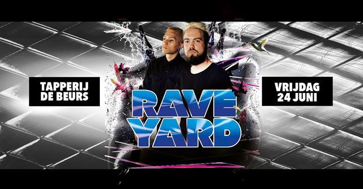 Rave Yard invites JiXXX & Nigel Sean (Murderhouse Edition)