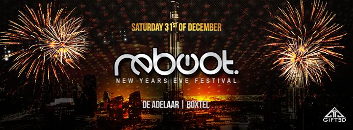 Reboot | NYE Festival
