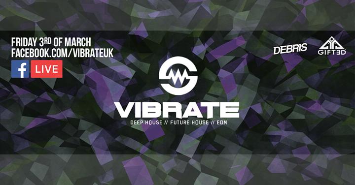 Vibrate Live Sessions