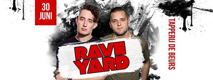 Rave Yard Invites Bad Berry & Debris
