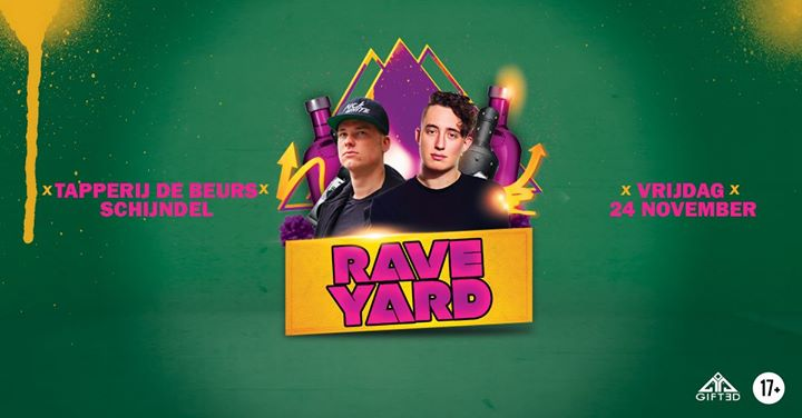 Rave Yard | 24 november