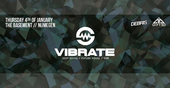 Vibrate | 2018 Kick-Off